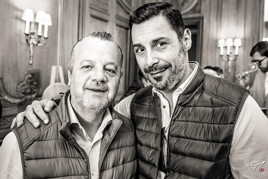 Jacques et Makis de Vinobulles