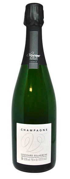 champagne brut goussard-delagneau